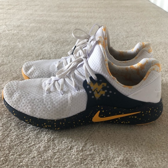Nike Shoes | Wvu Nike Free Tr 8 Shoes